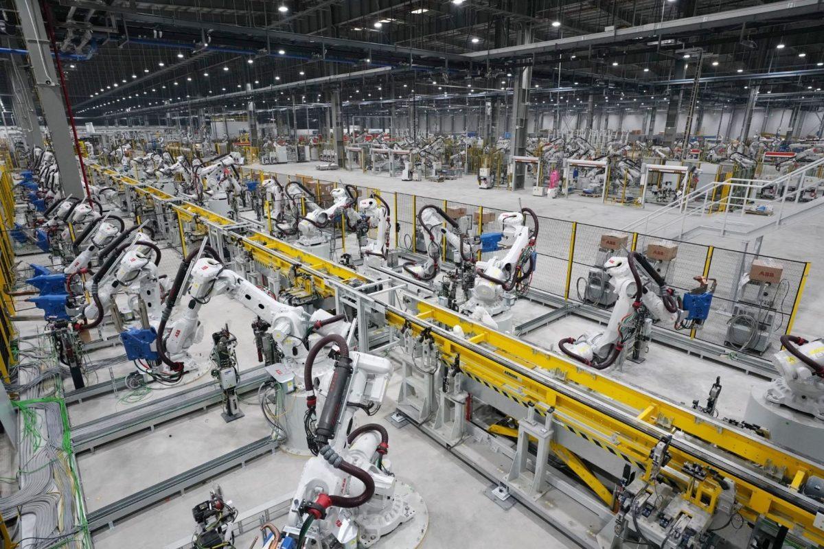 Nhà máy VinFast 1