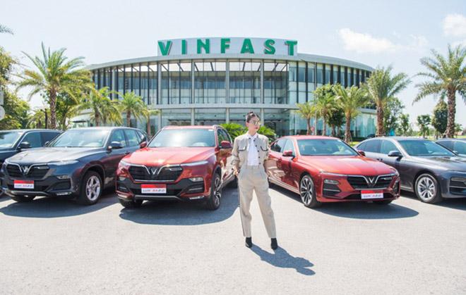"""VinFast công bố gương mặt đại diện thương hiệu là """"đả nữ"""" Ngô Thanh Vân - 3"""