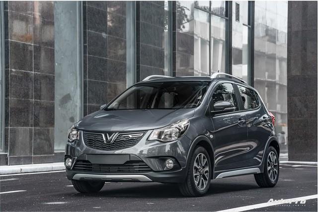VinFast Fadil bán 3.271 xe 2 tháng cuối năm - vượt doanh số Kia Morning, thế lực mới trong phân khúc hatchback hạng A - Ảnh 1.