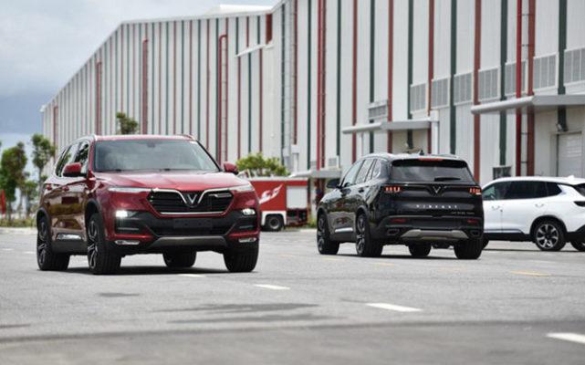 VinFast Lux SA vượt mặt Mazda CX-8 về doanh số bán xe tháng 5/2020 - 3