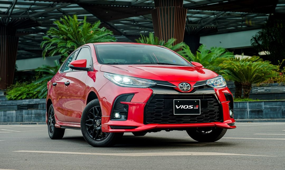 Toyota Vios mất ngôi vương Top 10 xe bán chạy nhất
